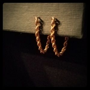 Rope Chain Earrings
